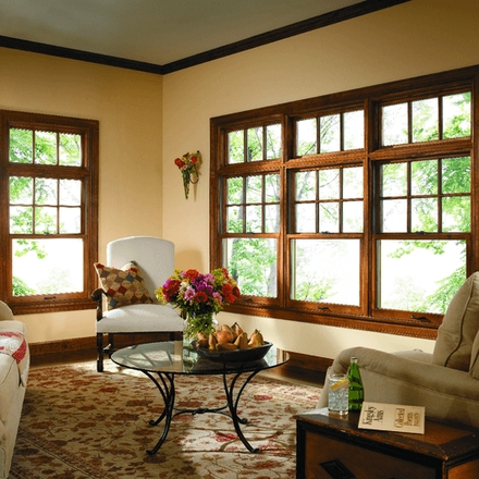 double hung windows 3 wide over 3 transom